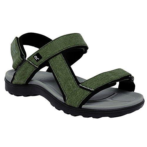 Regatta Mens Life southward Walking Sandals rmf405Yellow, Color Multicolor, Talla 46 EU Weinblatt