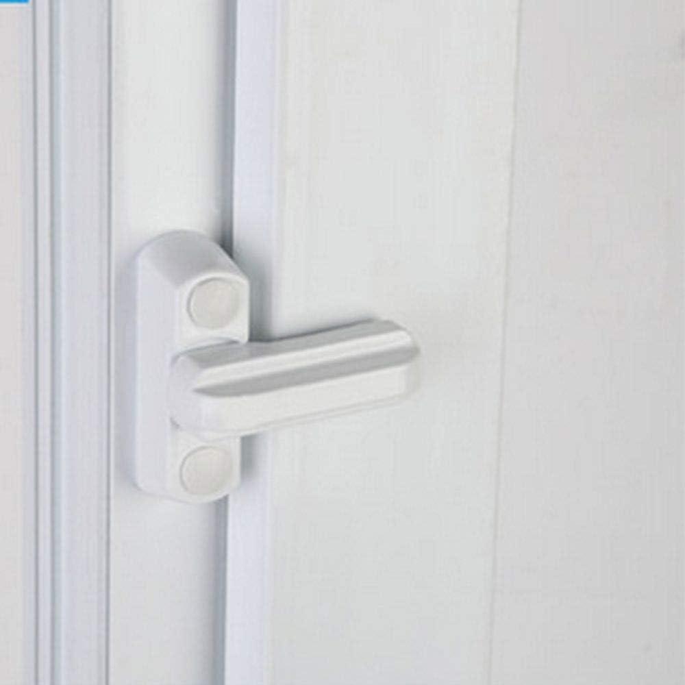 Ventana de Bloqueo El zinc aleación de aluminio PVC hijo seguro de la casa Balcón de seguridad puerta de la ventana de guillotina Cierre de Seguridad de la manija de palanca de