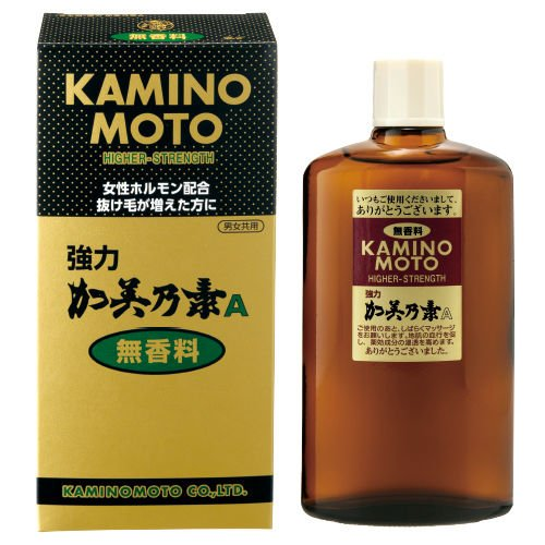 Kaminomoto Japan Powerful Hair Growth Tonic Fragrance Free 200ml by KAMINOMOTO Japan