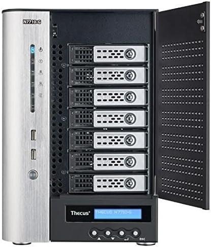 Thecus N7710 Servidor de Almacenamiento Ethernet Torre Negro ...