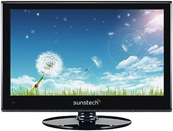 Sunstech TLEXI1661HD - TV LED HD con reproductor DVD y TDT integrados: Amazon.es: Electrónica