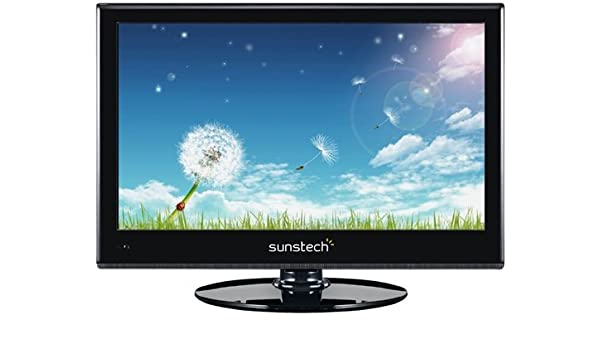 Sunstech TLEXI1661HD - TV LED HD con reproductor DVD y TDT ...