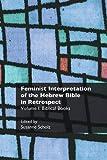 Feminist Interpretation of the Hebrew Bible in Retrospect: I. Biblical Books (Recent Research in Biblical Studies)