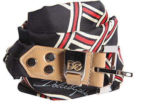 Gabbana Designer Belts (Dolce & Gabbana Women's Foulard Scarf)