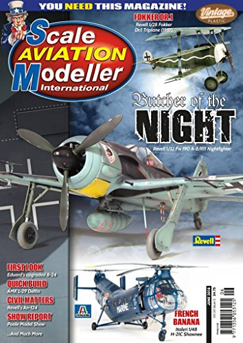 Modelling Magazine - Scale Aviation Modeller International