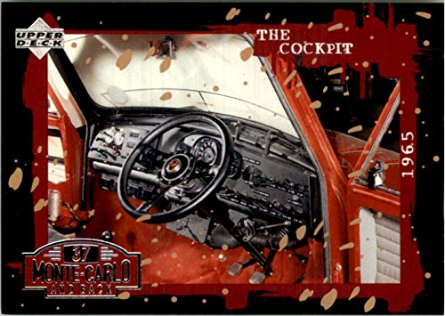 1996 The Mini Collection #16 The Cockpit 1965 - - Collection Cockpit