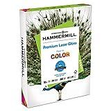 Hammermill 163110 Color Laser Gloss Paper, 94