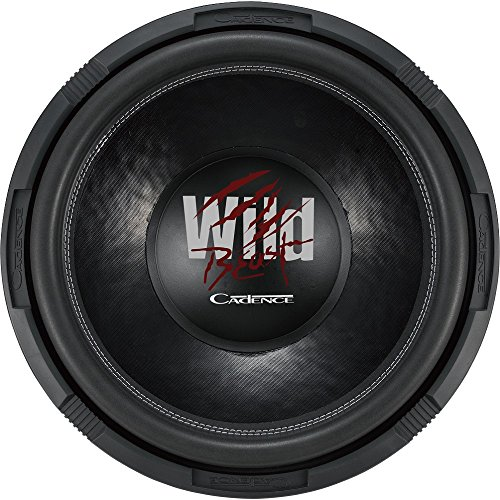 Cadence WB15D4 15' Subwoofer dual 4Ω 3' VC-1500W RMS