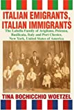 Italian Emigrants, Italian Immigrants, Tina Woetzel, 0595317006