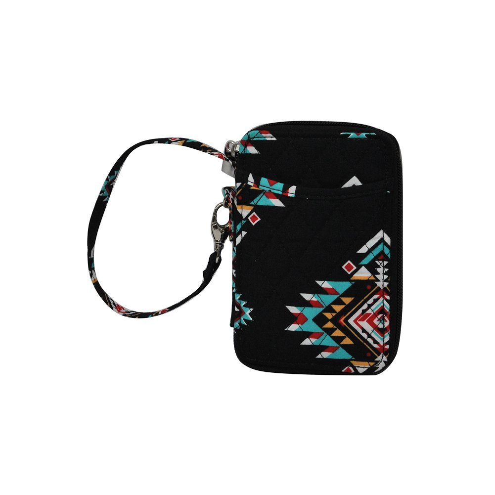 Southern Tribe NGIL Quilted Wristlet Wallet