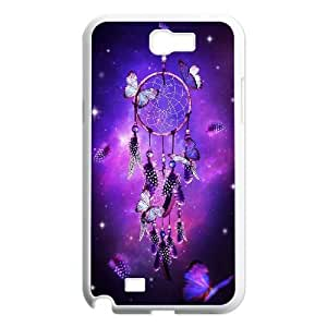 DIY dream catcher Case, DIY Protective Hard Case for samsung galaxy note 2 n7100 with dream catcher (Pattern-9)