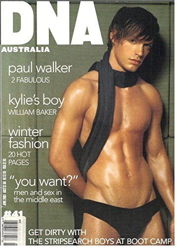 Read Online DNA Magazine # 41 (Paul Walker,June 2003) ebook