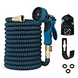 Best Garden Hose 100 Fts - Expandable Garden Hose 100 ft, All New 2018 Review