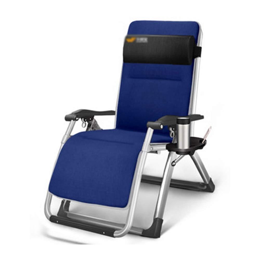 オンラインショッピング JDGK - ラウンジチェア 新発売 B07T3HX34P リクライニングチェア折りたたみランチベッドオフィス折りたたみ椅子シエスタベッドシンプルシングルベッドシエスタチェアランチブレイクチェア 8974
