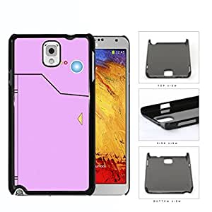 Pokedex Pocket Monsters Pink Hard Plastic Snap On Cell Phone Case Samsung Galaxy Note 3 III N9000 N9002 N9005 hjbrhga1544