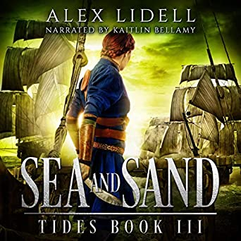 Sea and Sand: Tides, Book 3 (Audio Download): Amazon co uk