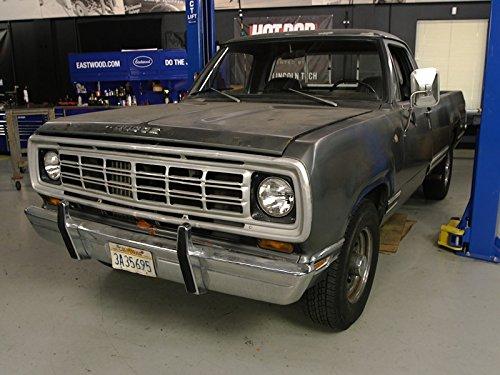 1973 Dodge D200 Diesel 12V Cummins Swap! Meet RollSmokey!