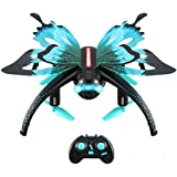Drone, Kingspinner JJRC H42 2.4G RC Wifi Quadcopter Altitude Hold 3D Roll ,One Key Return Flying Time: Above 6Mins ,LED ,Detachable Butterfly-Shaped Wings , Built-In Positioning System