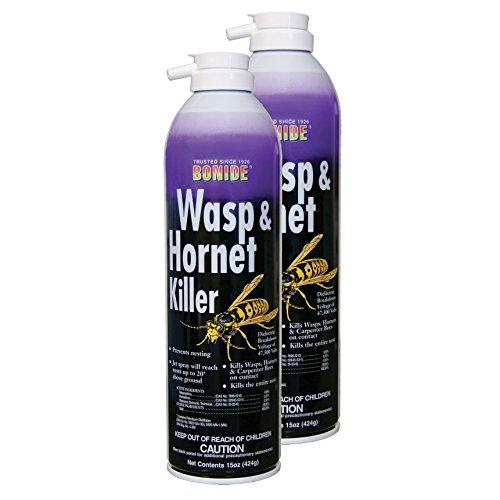 Bonide Wasp and Hornet Aerosol 15oz. (2 PACK) ()