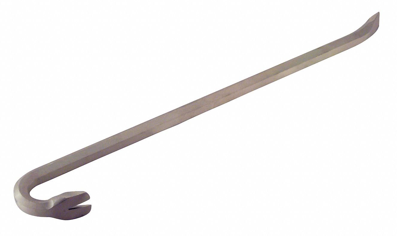 Crow Bar, 24'' L X 4-1/2'' W, High Strength Nickel Aluminum Bronze