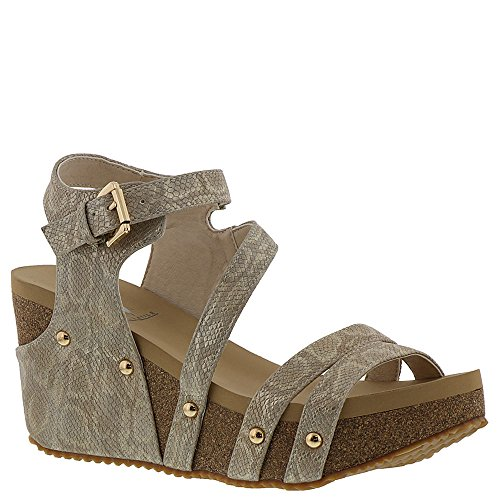 VOLATILE Women's Oxley Light Taupe 8 M US