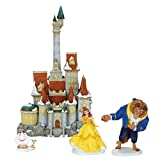 #7: Department 56 Disney Princess Village Beauty & The Beast Holiday Set