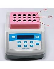 Gel Heating Machine - Portable 110V 10ml/2.5ml/5ml PRP PPP Gel Maker Heater Platelet Rich Plasma Bio-Filler Gel Heating Instrument with Digital Display and 3 Different Capacity