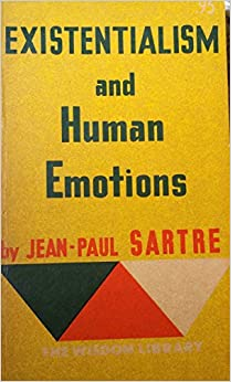 Book Existentialism and Human Emotions