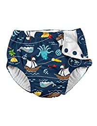I-Play. Baby Boys Snap Reusable Absorbent Swimsuit Diaper