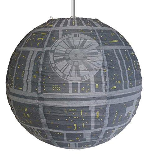 Star Wars Death Star Paper Light Shade