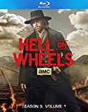 Hell on Wheels - Season 5 - Volume 1 (Blu-ray)