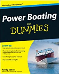 Power Boating For Dummies is a guide to power boating for both new and experienced boaters. It advises readers of necessary boating supplies, safety concerns and equipment, accessories, and includes locations of boating facilities, and how to...