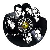 Best Friends tv show Friend Phone Stickers - FRIENDS - TV Show - Vinyl Wall Clock Review
