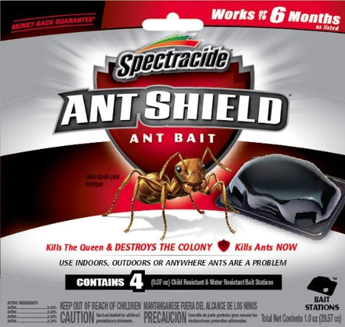 Ant Shield (Spectracide Ant Shield Ant Bait (HG-96270) (4 ct))