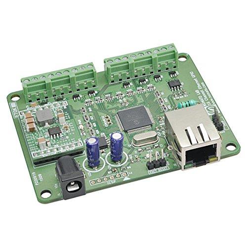 16 Channel Input Module - Numato Lab 16 Channel Ethernet GPIO Module With Analog Inputs