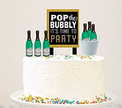 Amazon Alcohol Lovers CakeFood Cupcake Birthday Party Enchanting Decorated Alcohol Bottles For Birthday