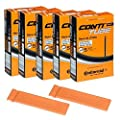 Continental Bicycle Tubes Race 28 700x20 25 S80 Presta Valve 80mm Bike Tube Super Value Bundle Pack Of 5 Conti Tubes 2 Conti Race Tire Lever