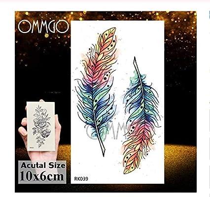 DRTHUKG Etiqueta Engomada del Tatuaje Tatuajes De Sueños Tribales ...