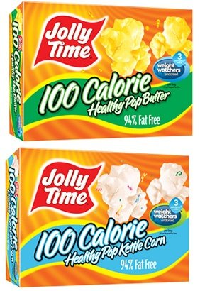 100 calorie popcorn kettle corn - 9