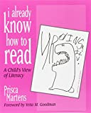 I Already Know How to Read, Prisca Martens, 0435072269
