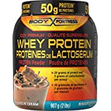 Body Fortress Whey Protein Powder Cookies & Cream