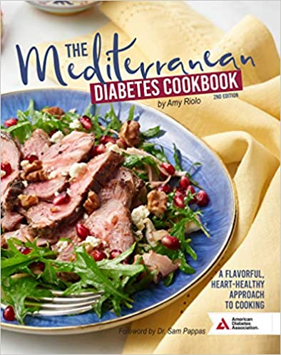 The Mediterranean Diabetes Cookbook, 2nd Edition: A