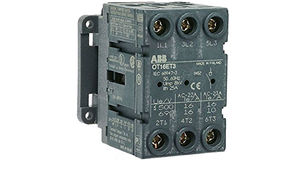 NEW ABB 1SCA104940R1001 DISCONNECT SWITCH OT40FT3