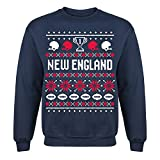 Air Waves New England Ugly Adult Crew Fleece