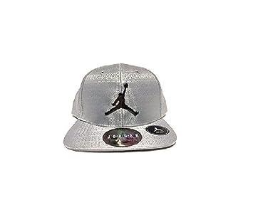 e417f802bcd0 ... where to buy amazon silver jordan jumpman baseball cap infant size  sports fan baseball caps sports