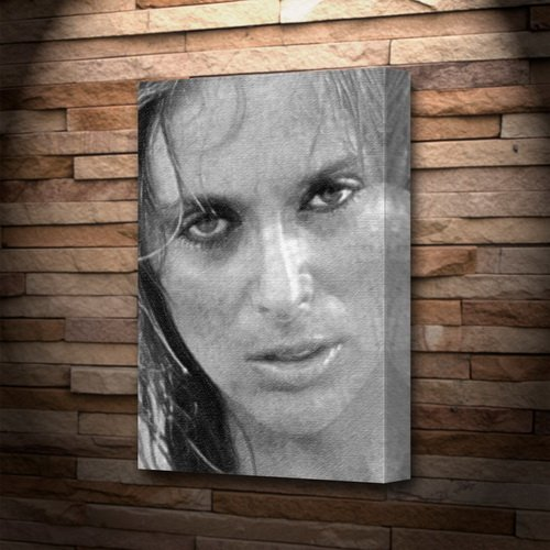 SYBIL DANNING - Canvas Print (LARGE A3 - Signed by the Artist) #js001 ()