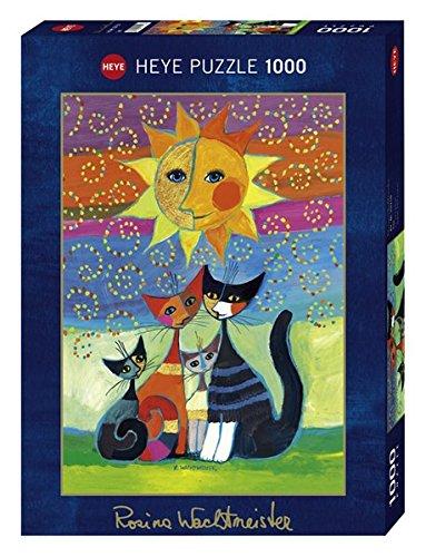 Heye Sun 1000 Piece Rosina Wachtmeister Jigsaw Puzzle