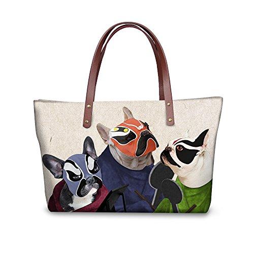 Handle Satchel Top Bags Print Handbags Wallets Foldable Purse FancyPrint Women Fruit C8wcc1740al 0wx8qqXz