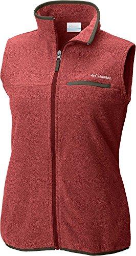 喜劇レビュー請負業者[コロンビア] レディース ジャケット?ブルゾン Columbia Women's Mountain Crest Vest [並行輸入品]