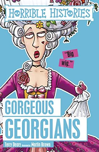 book cover of The Gorgeous Georgians